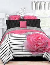 Isaac Mizrahi Exploded Floral comforter Set