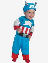 BuySeasons 2-pc. Captain America Costume Set – Kids