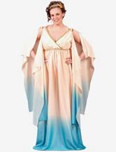 2-pc. Atlantis Goddess Costume Set – Plus-sizes