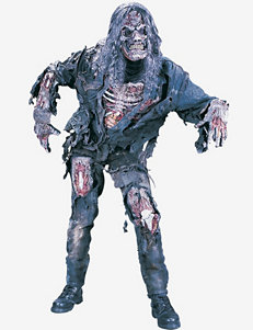 4-pc. Complete 3D Zombie Costume – Teen