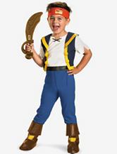 BuySeasons 3-pc. Disney Jake Pirates Deluxe Jake Costume – Toddler Boys