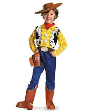 Disney Toy Story 4-pc. Woody Deluxe Costume Set – Toddlers