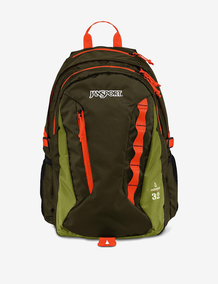 Jansport Green Bookbags & Backpacks
