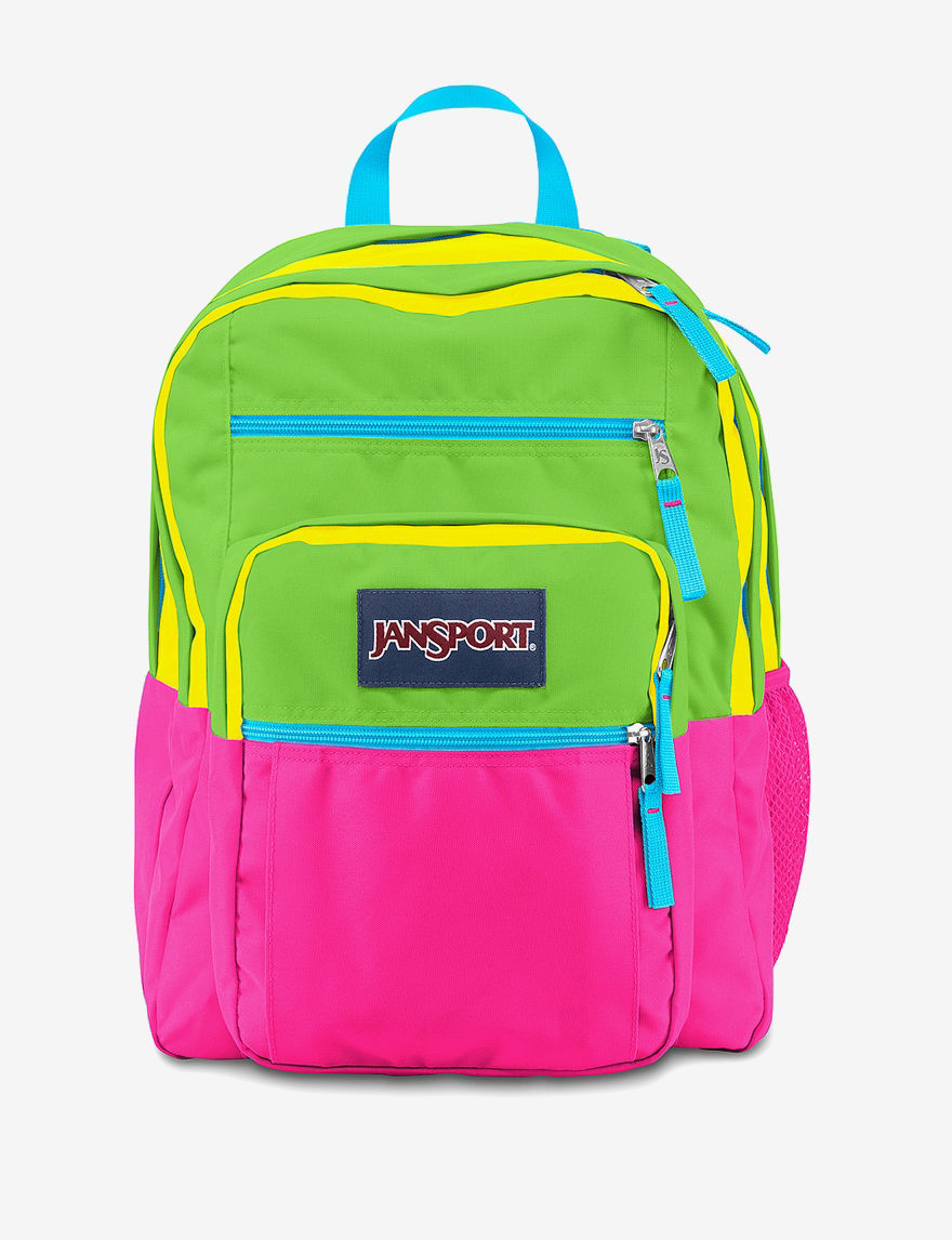 Jansport Hot Pink Bookbags & Backpacks