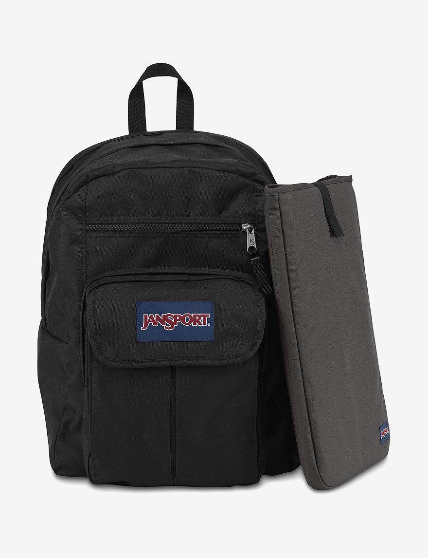 Jansport Black Bookbags & Backpacks