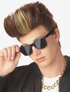 Brown & Blonde Mc Poser Wig –Men's