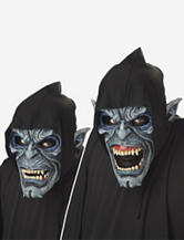 BuySeasons Night Stalker Ani-Motion Mask