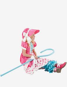 3-pc. Polka Dot Bo Peep Costume Set – Girls