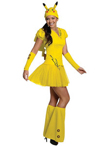 6-pc. Pokemon Pikachu Costume Set