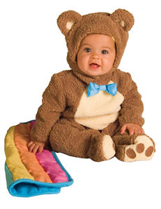 3-pc. Teddy Costume Set – Baby
