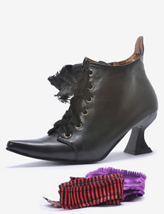Witch Black Boots