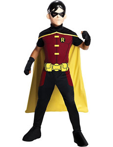 4-pc. Young Justice Robin Costume Set – Boys