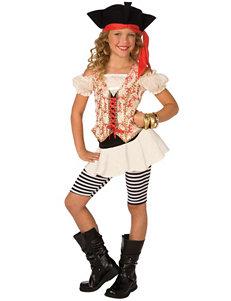 3-pc. Swashbukler Costume Set – Girls
