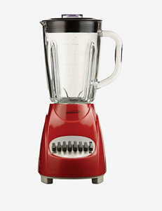 Brentwood Red Blenders & Juicers Kitchen Appliances