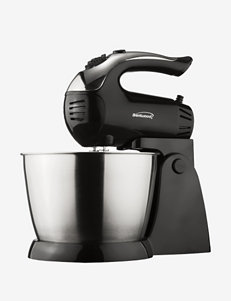 Brentwood Black Mixers & Attachments Kitchen Appliances