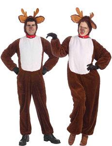 3-pc. Reindeer Plush Costume