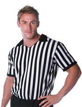 BuySeasons Referee Shirt Costume – Men's