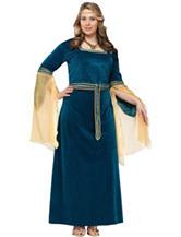 BuySeasons 2-pc. Renaissance Princess Costume Set – Plus-sizes