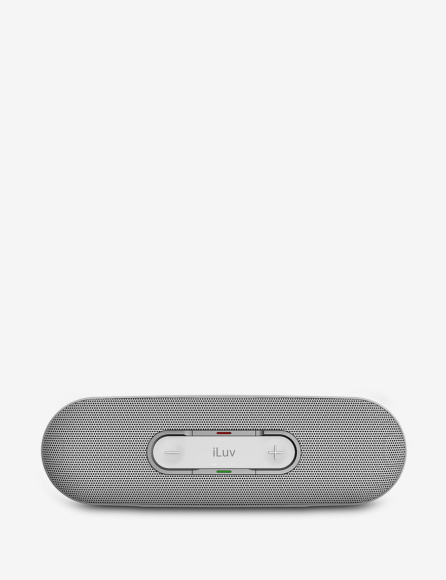 iLuv White Speakers & Docks Home & Portable Audio