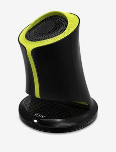 iLuv Green Speakers & Docks Home & Portable Audio