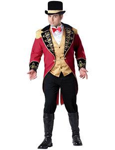 6-pc. Ringmaster Costume Set Big & Tall
