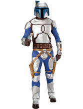 Star Wars Jango Fett Deluxe Costume Set