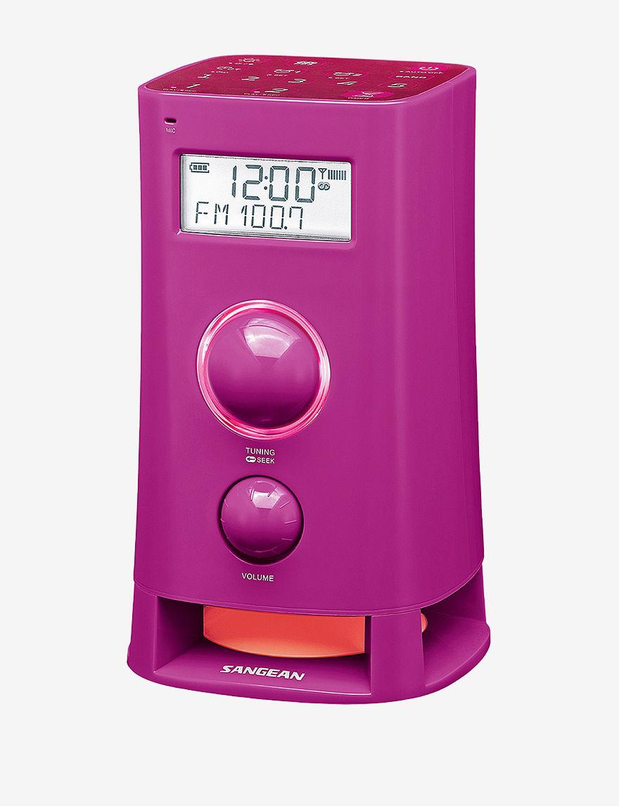 Sangean  Radios Home & Portable Audio