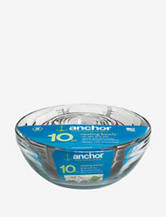 Anchor Hocking 10-pc. Glass Mixing Bowl Value Pack Set