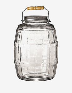 Anchor Hocking 2.5 Gallon Glass Barrel Jar