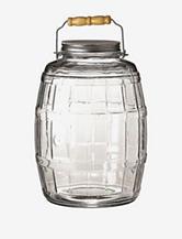 Anchor Hocking 2.5 Gallon Glass Barrel Jar