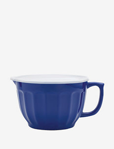 Anchor Hocking 4-qt. Blue Melamine Batter Bowl