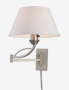 Elk Lighting Elysburg 1 Light Swing Arm Sconce
