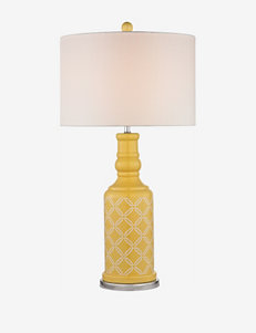 Dimond Yellow Table Lamps Lighting & Lamps