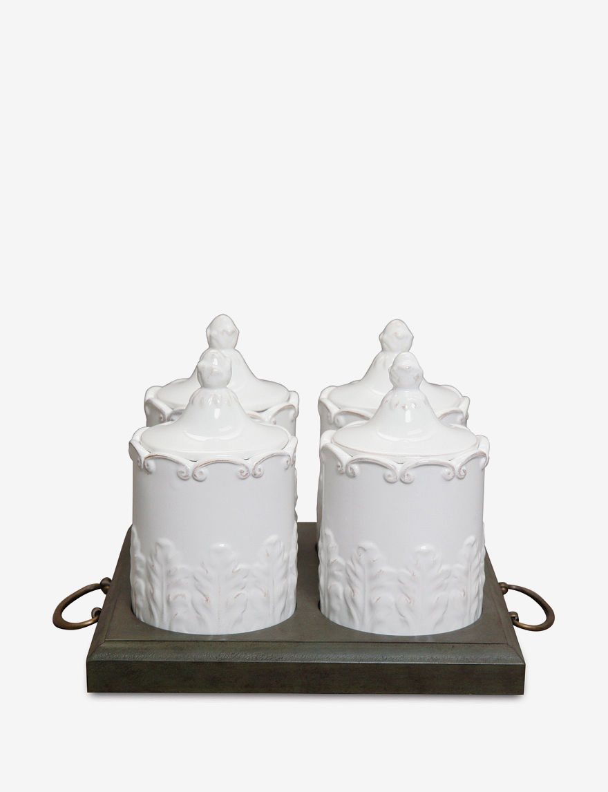 Isaac Mizrahi  Dip & Condiment Bowls Serveware
