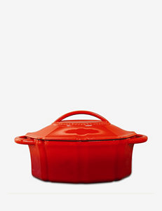 Isaac Mizrahi Red Baking & Casserole Dishes