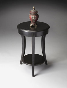 Butler Specialty Company Black Licorice Accent Table