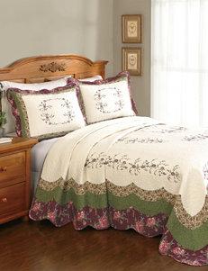 Modern Heirloom Brook Bedspread