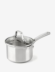 Calphalon 2-pc. Classic Stainless Sauce Pan Set
