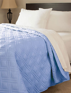 Lavish Home Blue Quilts & Quilt Sets