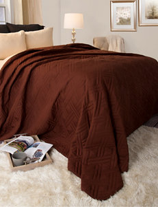 Lavish Home Brown Quilts & Quilt Sets