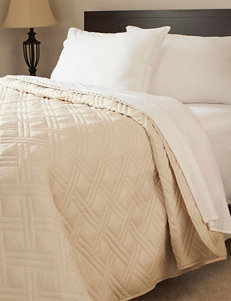 Lavish Home Ivory Quilts & Quilt Sets