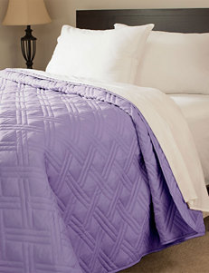 Lavish Home Purple Quilts & Quilt Sets