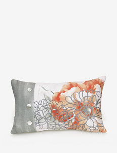 Jessica Simpson White / Multi Decorative Pillows