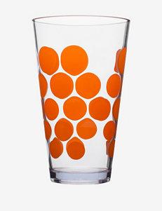 Zak Designs Orange Drinkware Sets Drinkware