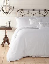 Jessica Simpson Twill Mini Comforter Set