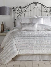 Jessica Simpson Ethereal Pleat Mini Comforter Set