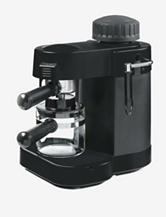 Bella Black Espresso Maker