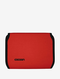 Cocoon Red Cases & Covers Tech Accessories