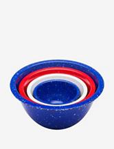 Zak Designs 4-pc. Confetti Melamine Nested Bowl Set