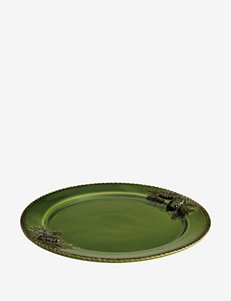 Paul Deen Signature Southern Pine Collection Round Platter